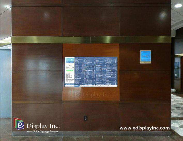 Digital Wayfinding Directory